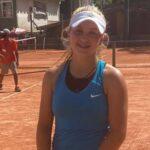 Martina Pavissich jugará la final del Brasil Jrs Cup