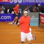 Nicolás Jarry avanzó a la segunda ronda del ATP de Córdoba