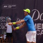 Nicolás Jarry se despidió del Challenger de Concepción tras caer en segunda ronda