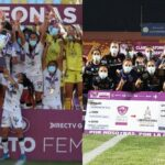 Santiago Morning y Universidad de Chile conocieron a sus rivales para la Copa Libertadores Femenina 2020