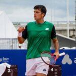 Tomás Barrios avanzó a la ronda final de la qualy en Zagreb