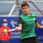 Tomás Barrios cayó ante Jozef Kovalik en la segunda ronda del ATP de Córdoba
