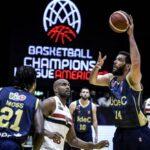 Universidad de Concepción cayó ante Sao Paulo en una nueva jornada de la Basketball Champions League Americas