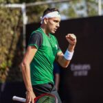 Alejandro Tabilo avanzó a la segunda ronda de la qualy del Chile Open