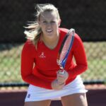 Alexa Guarachi avanzó a la segunda ronda de dobles en Dubai