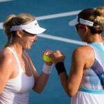 Alexa Guarachi y Darija Jurak avanzaron a las semifinales de dobles en Dubai
