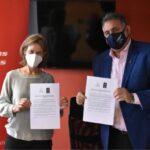 Olimpiadas Especiales Chile y FebaChile establecieron una alianza de colaboración