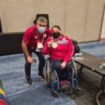 El Team ParaChile de Para Powerlifting suma dos medallas en Colombia