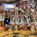 Seleccionadas nacionales U18 y U16 de Básquetbol se titulan campeonas en Estados Unidos