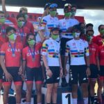 Team Chile de Mountain Bike se sube al podio en el Panamericano