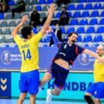 La Roja de Handball dijo adiós al sueño de Tokio tras caer ante Brasil