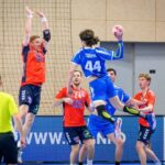La Roja de Handball cayó ante Noruega y buscará ante Brasil su clasificación a Tokio
