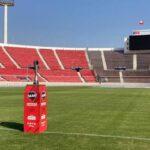 El Estadio Nacional recibirá las fechas 4 y 5 de la Superliga Americana de Rugby