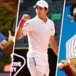 Garin, Jarry y Lama conocieron a sus rivales para el debut en el Chile Open