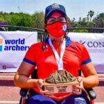 Mariana Zuñiga clasificó a los Juegos Paralímpicos de Tokio