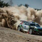 Nicolás Fuchs ganó el Shakedown en el retorno del RallyMobil