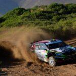 Nicolás Fuchs se impuso en el retorno del RallyMobil