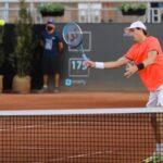 Nicolás Jarry se instaló en los cuartos de final de dobles del ATP de Santiago