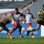 A Selknam no le alcanzó para derrotar a Peñarol en la Superliga Americana de Rugby