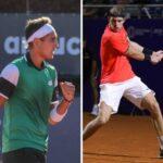Tabilo y Jarry se enfrentarán en la primera ronda del Challenger de Santiago