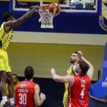 Basket UdeC cayó en los últimos segundos ante Quimsa por la Basketball Champions League Americas