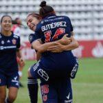 Universidad de Chile logró una histórica clasificación a las semifinales de la Copa Libertadores Femenina