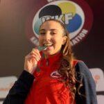 Valentina Toro ganó medalla de plata en Estambul
