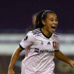 Universidad de Chile venció a Peñarol en su estreno por la Copa Libertadores Femenina