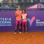Antonia Vergara se quedó con el título del J5 Guayaquil