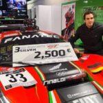 Benjamín Hites sumó su primer punto de la temporada en el GT World Challenge Europa