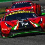 Benjamín Hites deberá usar el auto reserva en Monza