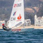 Clemente Seguel finalizó en el lugar 31 del Continental Europeo de Laser