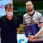 Dusan Bonacic cerró una destacada temporada en Argentina