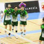 Esteban Villarreal buscará el título del vóleibol español junto al Unicaja Costa de Almería