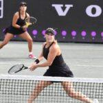 Alexa Guarachi y Desirae Krawczyk tienen rivales para el WTA 1000 Madrid