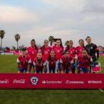 La Roja Femenina estará en el Grupo E de los Juegos Olímpicos