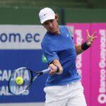 Nicolás Jarry avanzó a la segunda ronda del Challenger de Salinas 2
