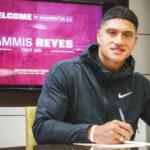 Sammis Reyes es el primer chileno en firmar por la NFL