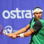 Alejandro Tabilo se instaló en los cuartos de final de dobles en Zagreb