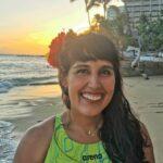 Bárbara Hernández está en Hawái para intentar el cruce del Canal Molokai