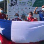 Chile se tituló campeón del Clasificatorio al Mundial de Tenis en Silla de Ruedas