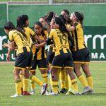 Con un triunfo de Fernández Vial comenzó el Campeonato Nacional de Fútbol Femenino 2021