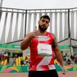 Humberto Mansilla clasificó a los Juegos Olímpicos de Tokio