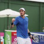Nicolás Jarry derrotó a un Top 100 y avanzó a la segunda ronda del Challenger de Salzburg-Anif