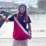 Josefina Tapia se suma al Team Chile que participará en los Juegos Olímpicos de Tokio
