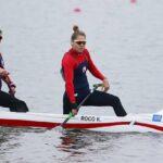 Karen Roco y María José Mailliard avanzan en la Copa del Mundo de Hungría