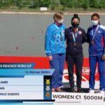 María José Mailliard se sube a lo más alto del podio en Hungría