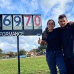 Mariana García logró un nuevo récord nacional femenino del lanzamiento del martillo