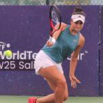 Bárbara Gatica avanzó a las semifinales de dobles en República Checa