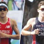 Bárbara Riveros y Diego Moya clasificaron a los Juegos Olímpicos de Tokio